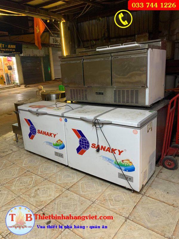 Mua tủ đông sanaky ở đâu giá rẻ