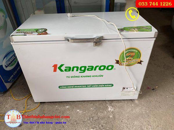 Thanh lý tủ đông kangaroo 350l