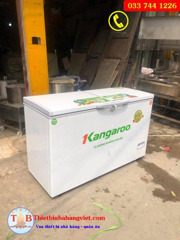 Thanh lý tủ đông kangaroo 500l