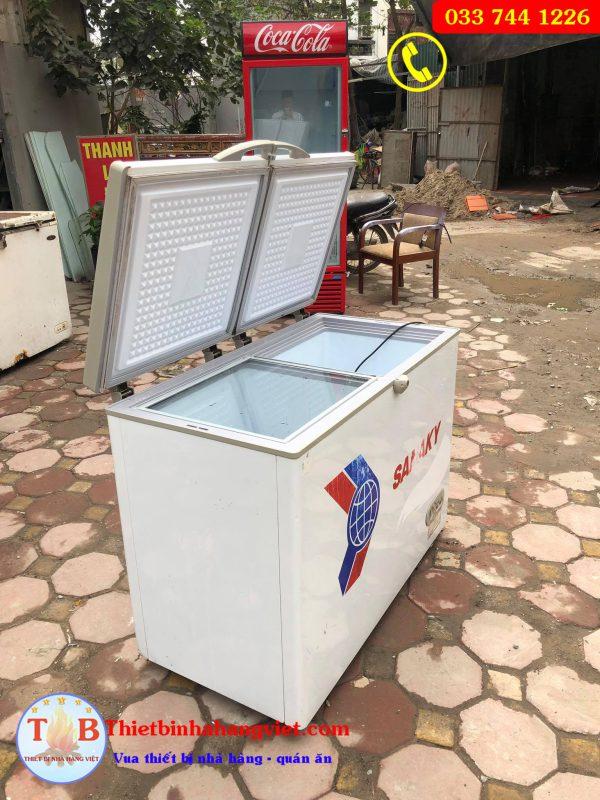 Thanh lý tủ đông sanaky 450l