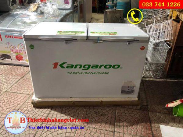 Tủ đông kangaroo 500l giá bao nhiêu