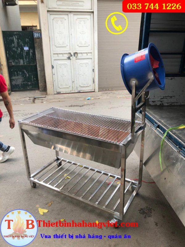 Bếp nướng thịt